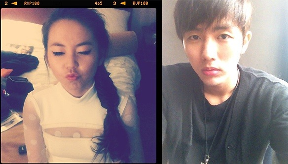 sohee dating seulong What is the relationship between wonder girls' sohee and 2am's seulong.