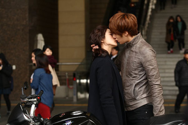 Kissing Jung Il Woo Caused Lee Chung Ah's Lips to Bleed ...
