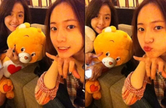 f(x) Krystal Looks Like Jessica and YoonA | Soompi F(x) Krystal And Yoona