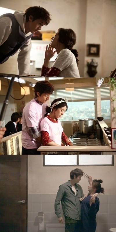Lee chung ah dating ki woo 3