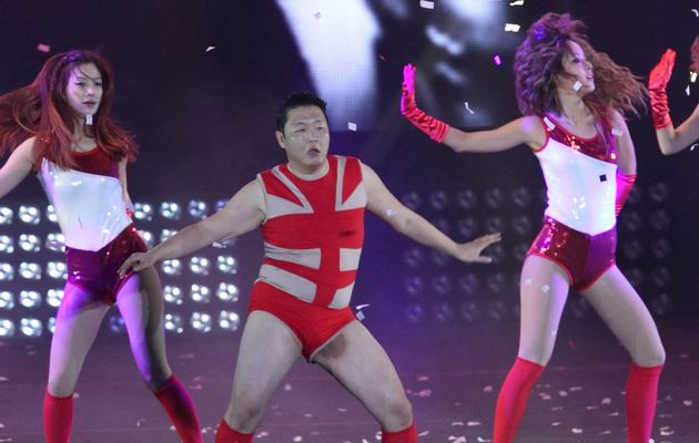 PSY's Concert in Pictures Part 2