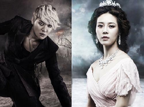 Junsu-and-Ock-Ju-Hyun elizabeth 2013
