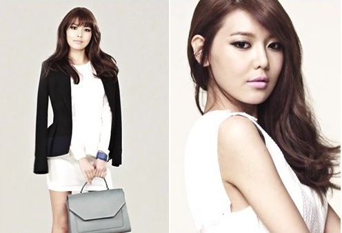 [Gallery] Sooyoung Represents Double M for W Korea