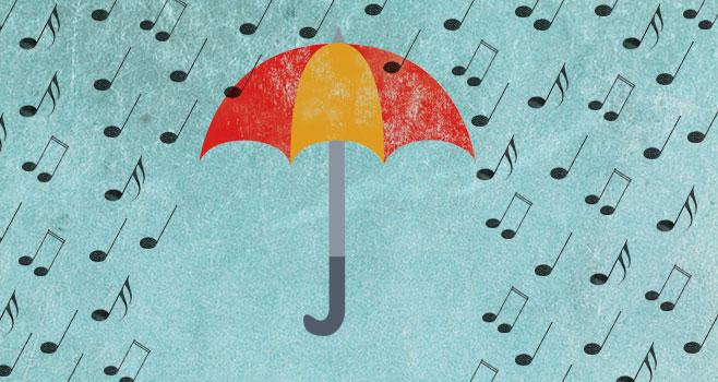 [Soompi Playlist] Ten K-Pop Songs for a Rainy Day