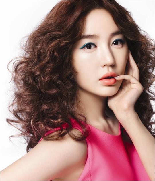 yoon eun hye mac 2