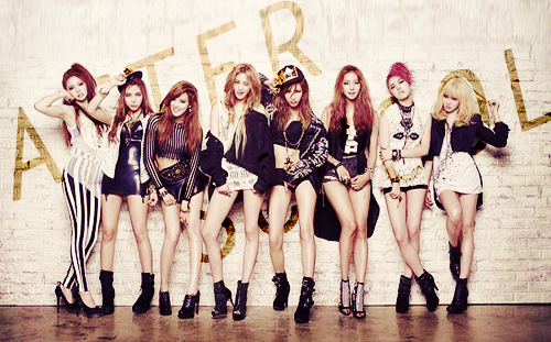 After school to perform without nana for the time being after her injury soompi - After school nana first love ...