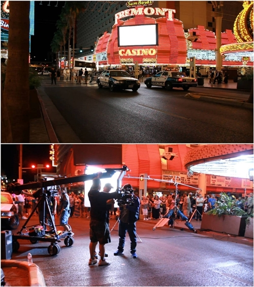 B.A.P Las Vegas MV set
