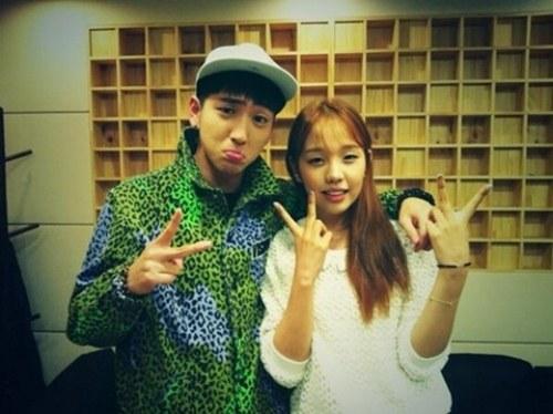 Baro and Baek A Yeon