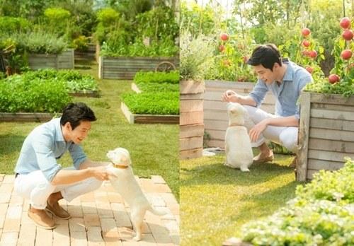 Hyun Bin puppy 2