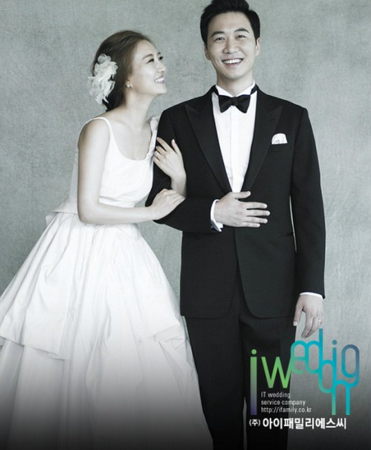 Jang Yoon Jung wedding 2