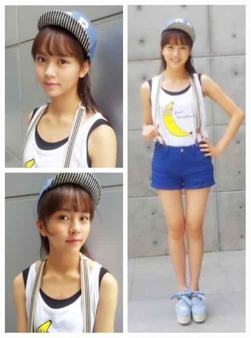 KimSoHyun_Suspenders