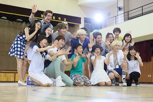 Shinee Queen's Classroom 1