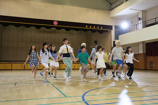 Shinee Queen's Classroom 2