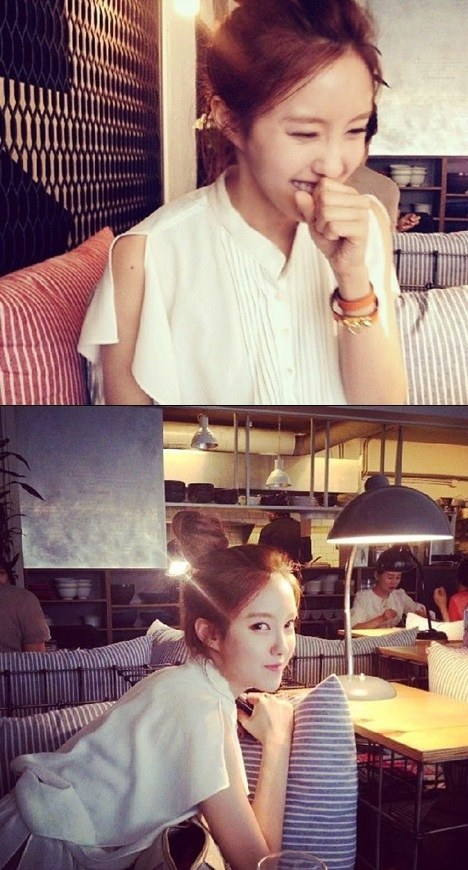 hyomin instagram
