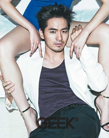 lee jin wook geek