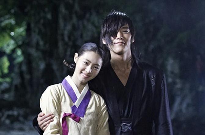lee yeon hee and choi jin hyuk still
