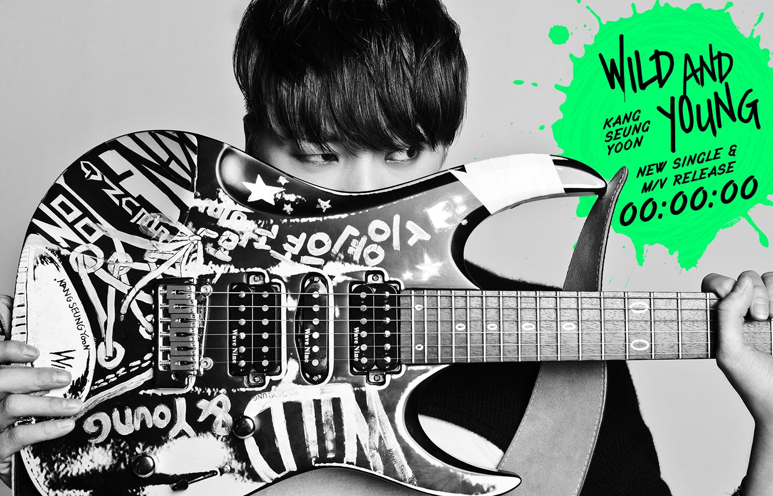 강승윤-WILD-AND-YOUNG-LYRIC-KANG-SEUNG-YOON