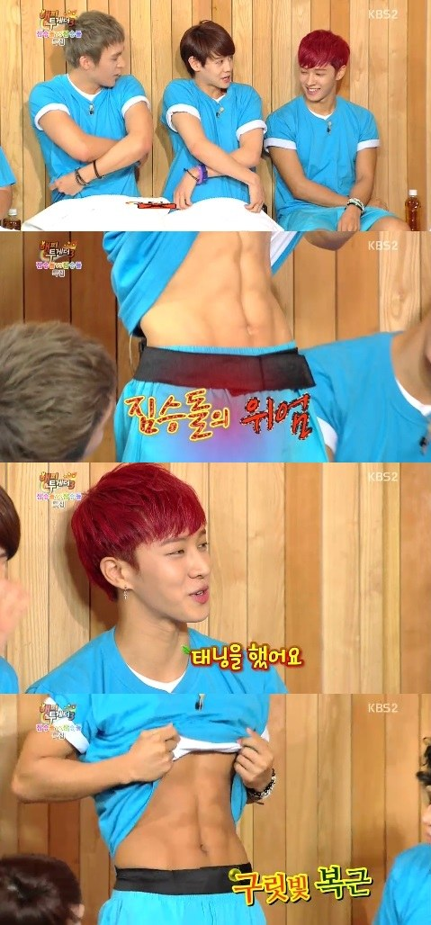 b2st abs happy