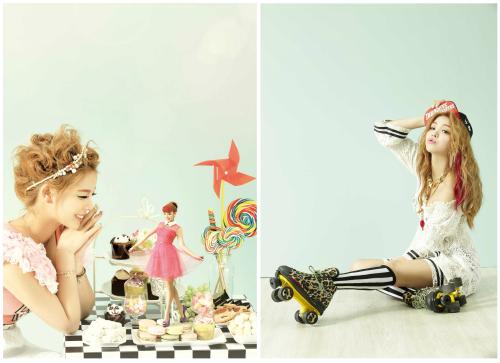 Ailee doll house teasers