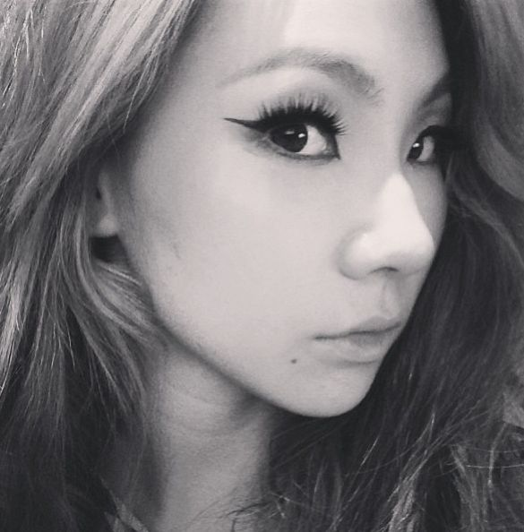 """2NE1's CL in a Raw and Unadulterated Photo Shoot for """"GQ Vogue"""""""