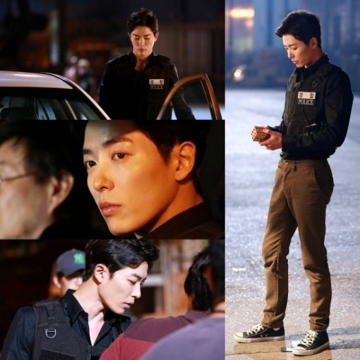 Kim Jae Wook in Who Are You