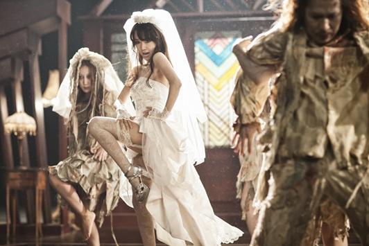 Lee Jung Hyun mv still 2