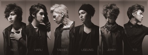 The members of M.Pire