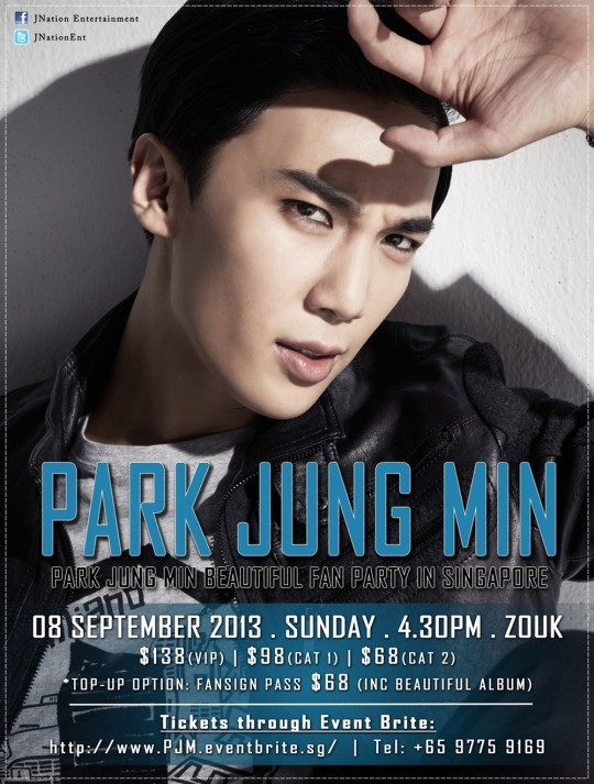 PARKJUNGMIN_OFFICIAL PROMO POSTER