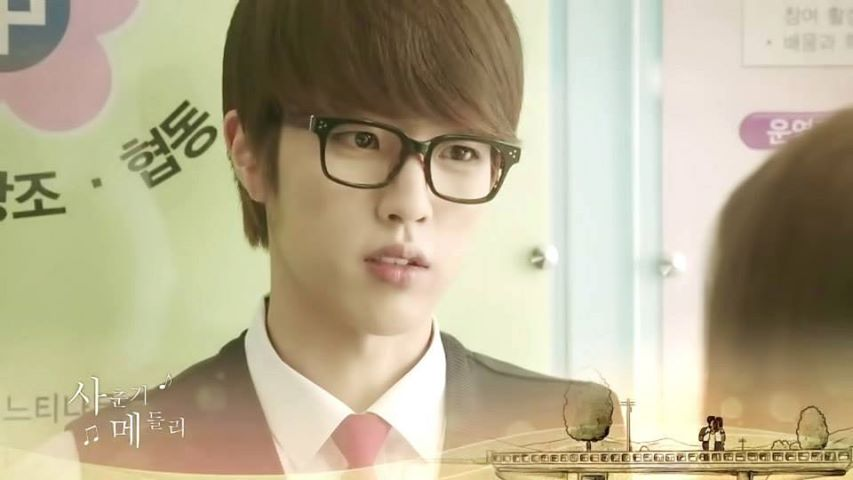 "Seung Yeol in ""Adolescence Medley"""