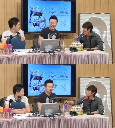 lee byung hun cul two show