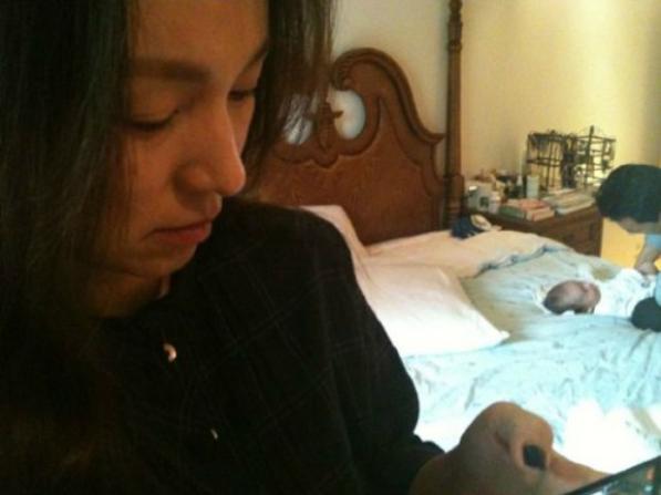 lee hyori's older sister
