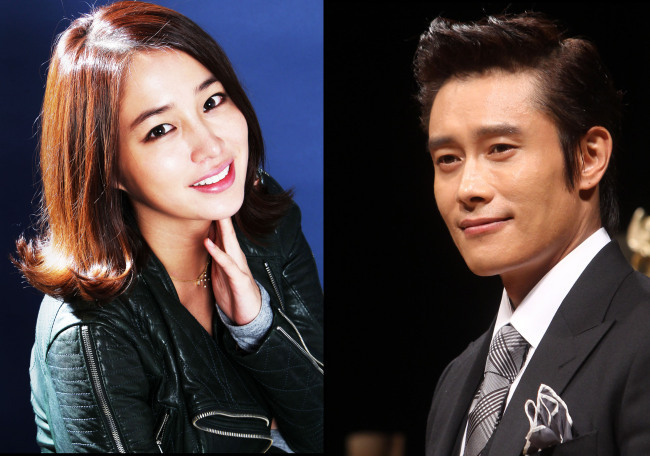Lee byung hun reveals dating lee min jung