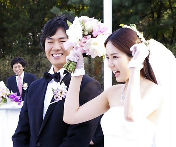 Han Ga In And Yeon Jung Hoon Are Expecting A Baby