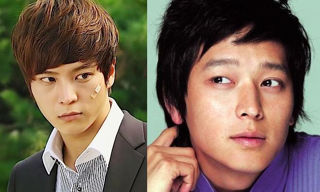 Joo Won and Kang Dong Won