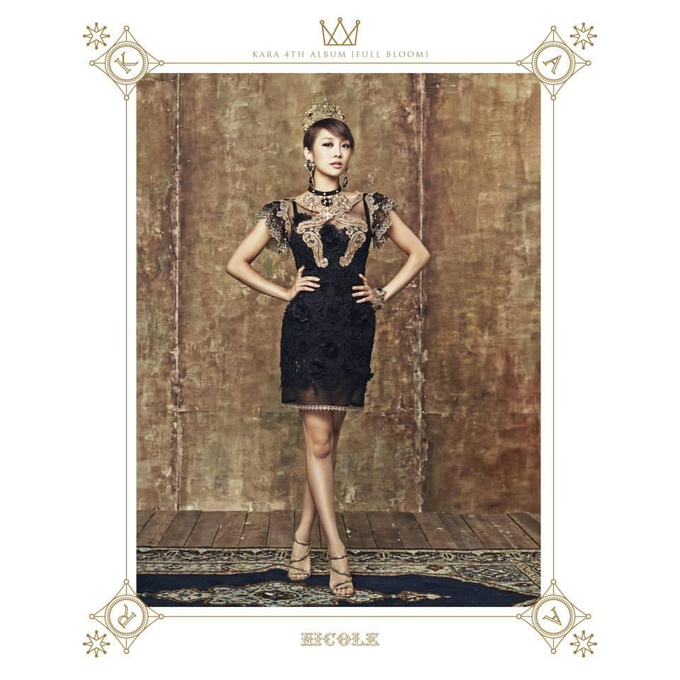 Kara the queen nicole
