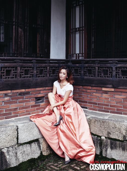 KimHeeSun+Cosmo_9.2013
