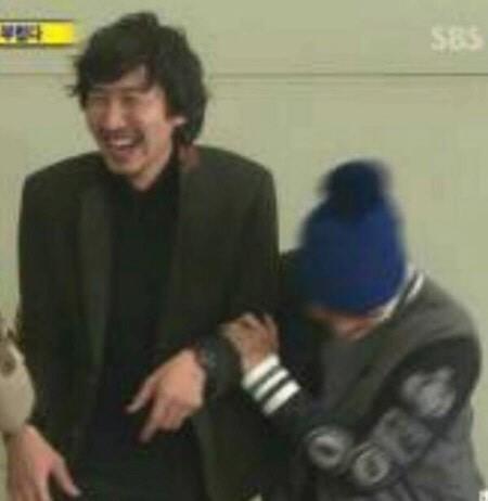 Lee Kwang Soo Song Joong Ki