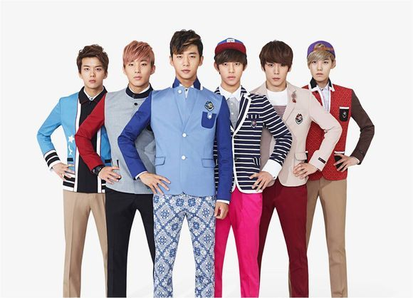 b.a.p school uniform 2