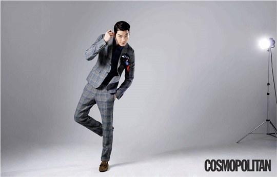 cosmopolitan 09 2013 kim woo bin