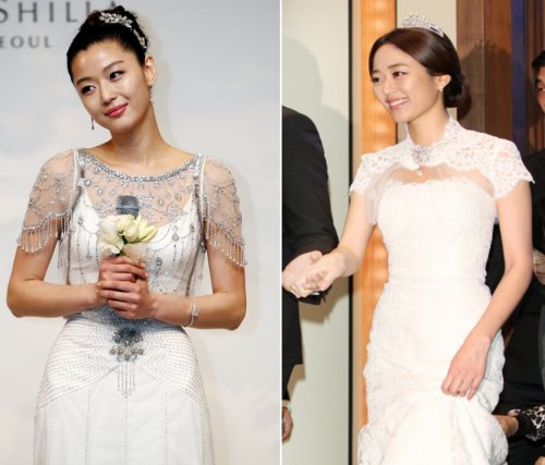 The Best and Worst Celebrity Wedding Dresses