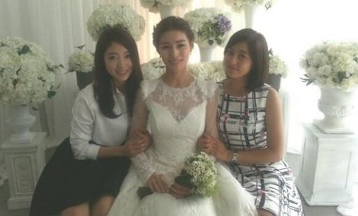kim jung hwa marriage inside