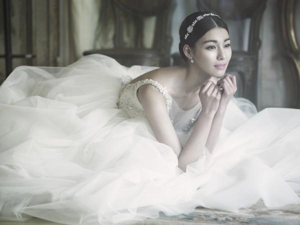 kim jung hwa wedding 2