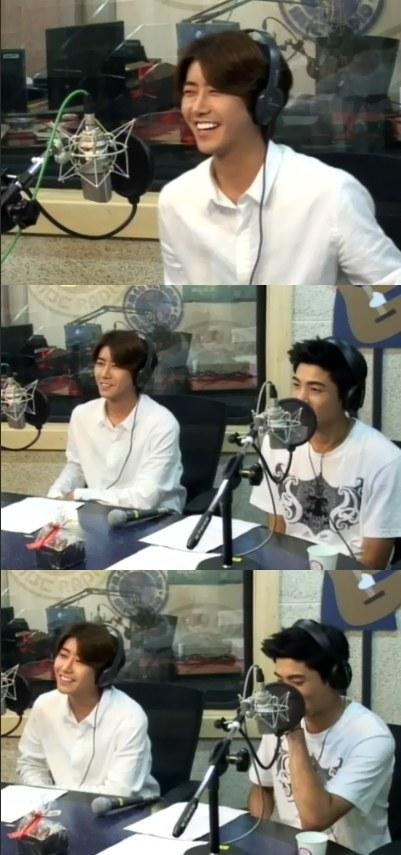kwanghee park kyung rim radio