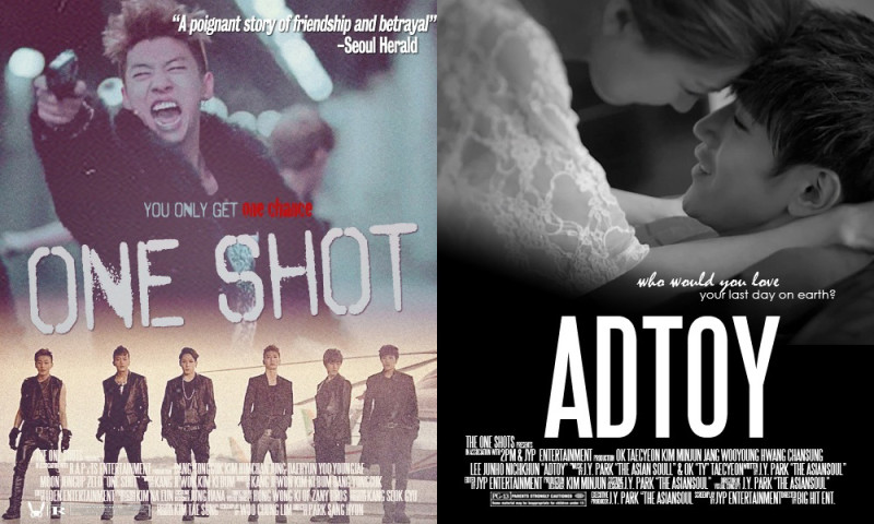 K-Pop Movie Posters: Blockbusters of the Summer