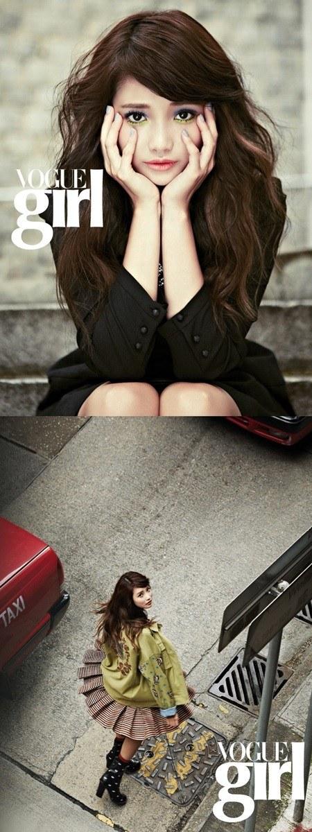 vogue girl ha yeon soo 1
