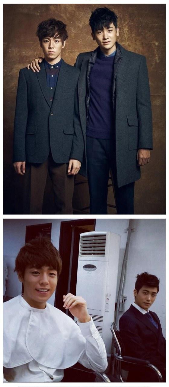 w korea lee hyun woo park hyung shik b cut