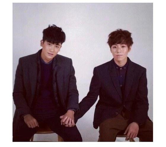 w korea lee hyun woo park hyung shik bts 1