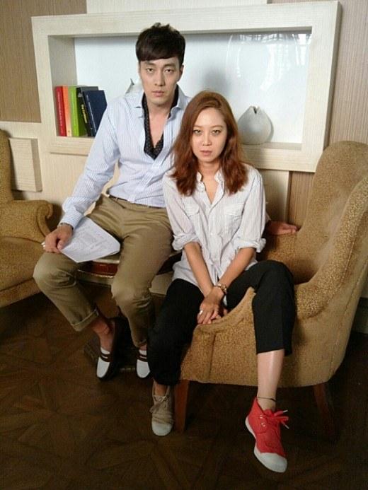Gong Hyo Jin So Ji Sub
