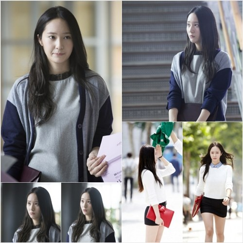 Krystal The heirs