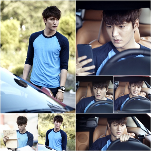 Lee Min Ho the heirs still